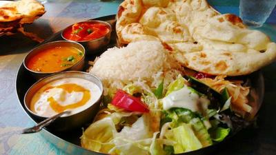 Heerlijk uit eten in het Indonesisch restaurant in Mariahoeve