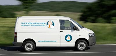 Profiteer van de goede zorgen van een boekhouder regio Tilburg